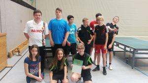 Vereinsmeisterschaft Jugend 2014