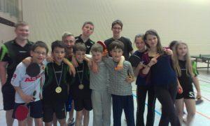 Vereinsmeisterschaft Kinder 2014