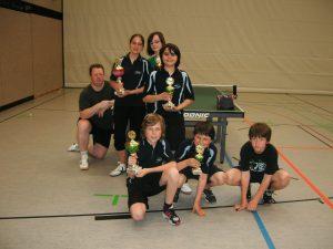 Vereinsmeisterschaft 2009